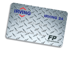 IRVING 24 Card